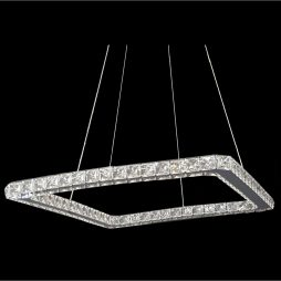 Jupiter 560 LED Crystal Pendant - LEDP1033