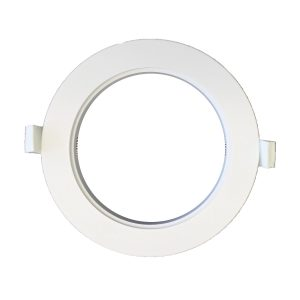 Adaptor Plate White Low Prof - ADAPWHLP