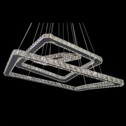 Jupiter 763 LED Crystal Pendant - LEDP1031