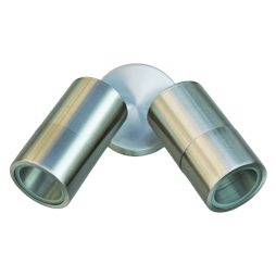 316 Stainless Steel Exterior Double Adjustable - EXTDA316
