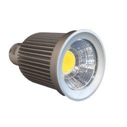 9w COB GU10 LED Globe - LEDCOB9WGU10-PW-CW-WW