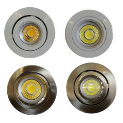 9w COB LED Downlight Kit