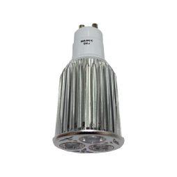 9w GU10 LED Globe - LED9WGU10 - PW - CW - WW
