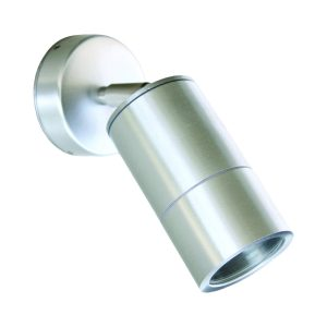 Anodized Aluminium Exterior Single Adjustable - EXTSAAA