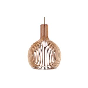 Bell 460 Wooden Pendant Light - P1060BELL460