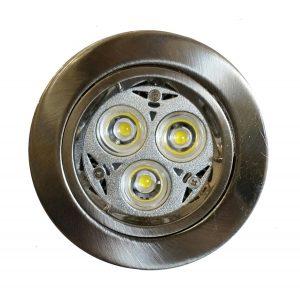 GU10 LED Downlight Kit 70mm bch