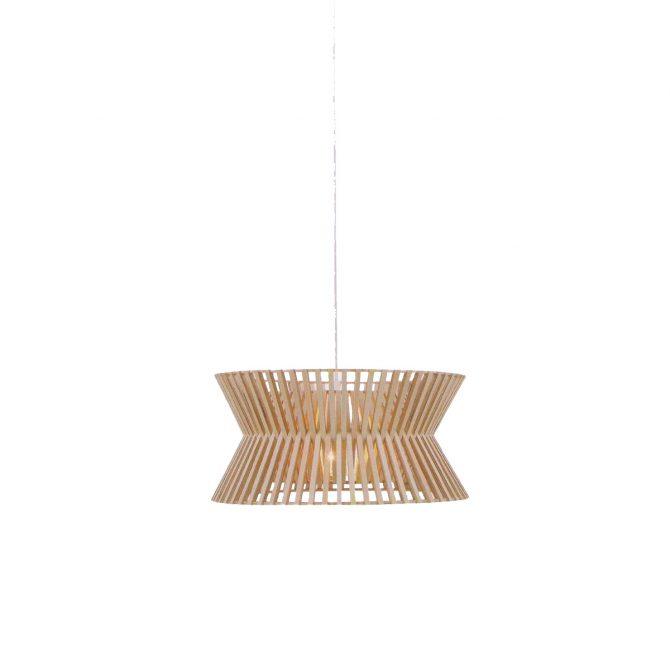 Stix 450 Wooden Pendant Light - P1126STIX45WDN