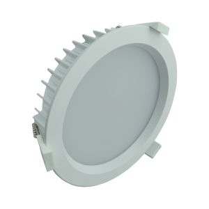 LED Round Shop Light 35w Dimm Pure White - LEDSHP35WPWDIMRND